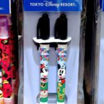 TDR Mickey and Minnie Super Dooper Jumping Time Name Pen Set