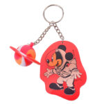 DSJ Marble Planet Mickey Mouse Key Ring