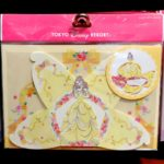 TDR Beauty and The Beast Belle Princess Wrapping Dress Memo