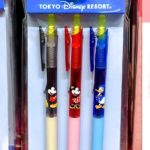 TDR Stationery Mickey Minnie Donald Oil based ballpoint pen