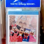 TDR Stationery Mickey Friends Pictures Memo Pad