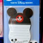 TDR Stationery Mickey Mouse Ears Hat Memo Pad