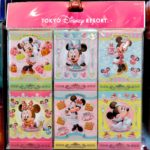 TDR Stationery Minnie Mouse Sweets Memo Pad set