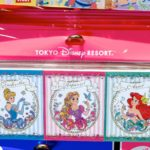 TDR Stationery Princess Memo Pad set