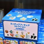 TDR Park Food Design Miniture Figure Complete Box