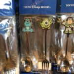 TDR Tableware Monsters Inc Spoon and Fork set