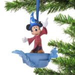 DSJ Christmas 2018 Mickey Mouse ornament Light Up Fantasia