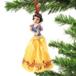 DSJ Christmas 2018 Snow White ornament Dress
