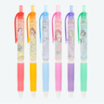 TDR Disney Princess uni-ball Signo Gel Ink Pen Set