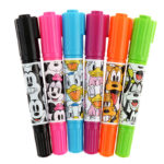 DSJ Mickey and Friends Paper Mackee Non-Permanent Pen Set
