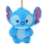 DSJ Winter Fur Stitch Plush Key Chain