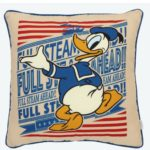 TDR Donald Marine Cushion 43cm square (16.93inch)