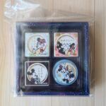 SALE Disney Mickey and Minnie Stamps Set