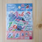 SALE Stitch Sticker Set 5P