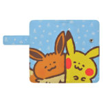 PCO Pokemon Yurutto Pikachu and Eevee Multi Smartphone cace