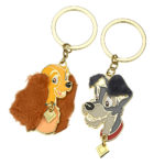 DSJ Lady and Tramp Key Ring Set