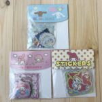 SALE Sanrio Flake Stickers Set
