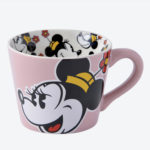 TDR Minnie Mouse Face Mug