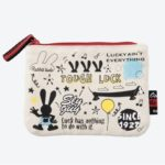 TDR OSWALD THE LUCKY RABBIT POUCH With Tissue Case