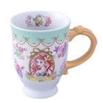 TDR Princess Flower design Ariel Mug