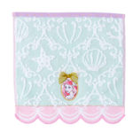 TDR Princess Flower design Ariel Mini Towel