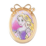 TDR Princess Flower design Rapunzel Compact Mirror