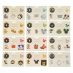 DSJ Mickey Mouse 90th Anniversary Pin Badge Complete Set