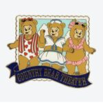 TDR Country Bear Theatre Pin Badge