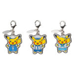 PCO Yokohama Exclusive Metal Charm Set
