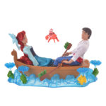 DSJ Doll Gift Set The Little Mermaid Deluxe