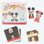 TDR Mickey Mouse and Friends Origami Memo Set