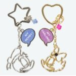 TDR Daisy and Donald Pair Keychain