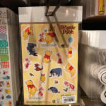 TDR Winnie the Pooh Pooh and Friends Stickers sheet
