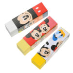 DSJ Mickey and Friends Pop Eraser Set