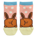 PCO Pokemon Yurutto2 PY Eevee short socks
