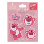 DSJ Lotso Pink Stationery Sticker