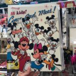 KIT MICKEY 90TH ANNIVERSARY A4 clear holder and case 1 SN