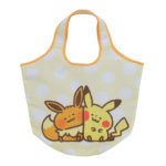 PCO Pokemon Yurutto Pikachu and Eevee Eco bag
