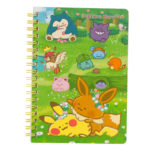 PCO Pokemon Yurutto Snto-biyori B6 Ring Notebook