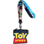 TDR Toy Story Logo Pass Case