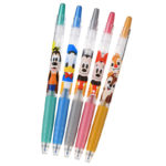 DSJ Mickey and Friends Pilot Juice Metaric Color Ballpoint Pen Set