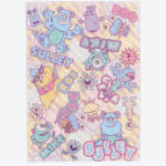 TDR Monster's Inc Clear Folder A4