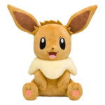 PCO life-size Eevee Doll Sitting