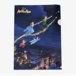 TDR Peter Pan Clear Folder A4 (Flying)