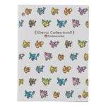 PCO DOT COLLECTION Eievui Collection Sticky Note Set