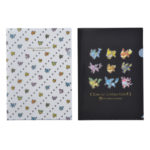 PCO DOT COLLECTION Eievui Collection A4 Clear Folder Set