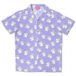 TDR Buttercup Hawaiian Shirts For Woman S/M/L
