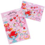 SRO Strawberry Hello Kitty Clear File set