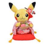 PCO Ochakai Pikachu Girl Plush Doll