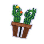 DSJ Cactus Chip and Dale Pin Badge (Patch)